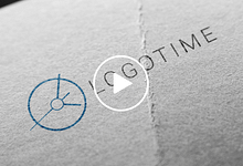Logotime logo za 40 vteřin